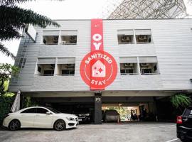 OYO 404 P9 Bangkok, hotel near Central Festival EastVille, Bangkok