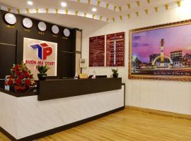 Buon Ma Thuot Hotel, family hotel in Buon Ma Thuot