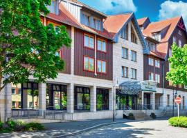 HKK Hotel Wernigerode, hotel a Wernigerode