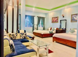 Anh Vu Hotel & Restaurant Phu Quoc, отель в городе Фукуок