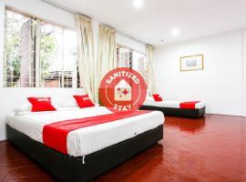 OYO 89562 Hotel Shalimar, hotel near Putra World Trade Center, Kuala Lumpur