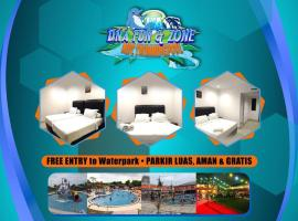 Dna Fun Zone Pekanbaru, hotel in Pekanbaru