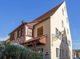 Hotel Gasthof Krone, hotel near Stadthalle, Spalt