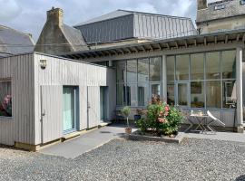 Tiny house au cœur de Bayeux, apartment in Bayeux