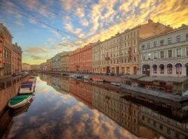 Отель РиверСайд Дворцовая площадь, inn in Saint Petersburg