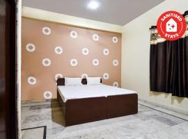 SPOT ON 45405 Satnam Palace, hotel in Pushkar