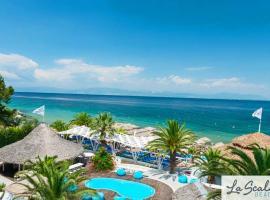 Kohylia by La Scala Beach, готель у місті Ліменас