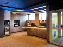 Ibis Budget Strasbourg Centre Gare, hotel en Estrasburgo