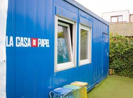 SurfHostel Surf Wioska Jastarnia, hostel in Jastarnia
