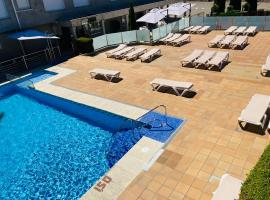 Hotel Susuqui, hotel cerca de Playa de Silgar, Sanxenxo
