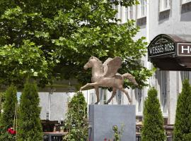 Hotel Weisses Ross, hotel in zona Aeroporto di Memmingen - FMM,