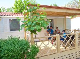 Hungarospa Thermal Camping Mobilház, magánszállás Hajdúszoboszlón