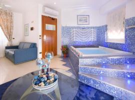 Hotel Ristorante Toscana, hotel in Alassio