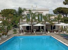 BOUTIQUE HOTEL LA MERVEILLE, hotel in Torre del Greco
