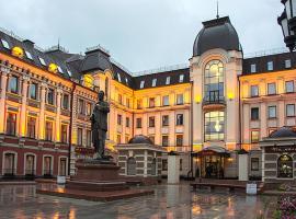 Шаляпин Палас Отель, отель в Казани