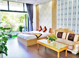 Minh Hung Apartment & Hotel, apartment in Danang