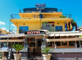 Hotel Rodsan Suizo, hotel a Castelldefels