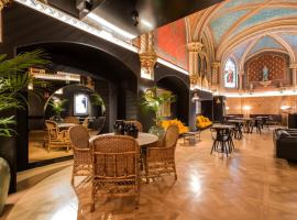 Zenit Convento San Martin, hotel con piscina en San Sebastián