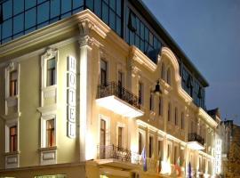 Sveta Sofia Hotel, Hotel in Sofia
