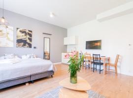 Haffnera 70, apartment in Sopot