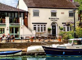 Riverside Inn, hotel near Newmarket Racecourse, Ely