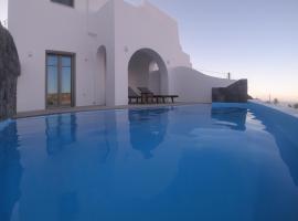 Amphitrite Suites Santorini, ξενοδοχείο στον Βόθωνα