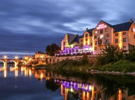Mercure Bords de Loire Saumur, hotel in Saumur