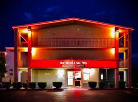 Extend-A-Suites Albuquerque West, motel in Albuquerque
