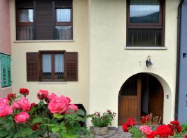 Appartamento Belasi-Brenta, hotel in Campodenno