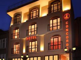 Hotel Concorde, hotel in Veliko Tŭrnovo