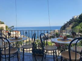 Villa Celentano, beach hotel in Positano