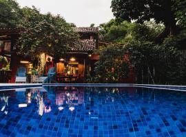Mata N'ativa Pousada, hotel in Trancoso
