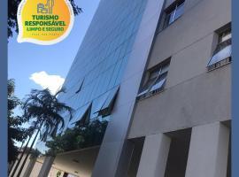 Nobile Hotel Belo Horizonte, hotel em Belo Horizonte