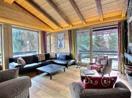 Chalet Nirvana (38507), hotel in Champéry