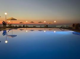 Nautica Hotel, ξενοδοχείο διαμερισμάτων στον Σταυρωμένο