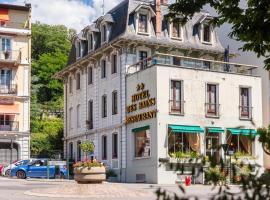 Hôtel des Bains, hotel in Aix-les-Bains