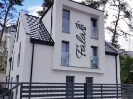 Villa Fala, cabin in Dziwnówek