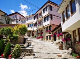 Villa & Winery Mal Sveti Kliment, hotel in Ohrid