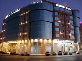 Sadeem Al Fajr Hotel Suites, apart-hotel em Taif