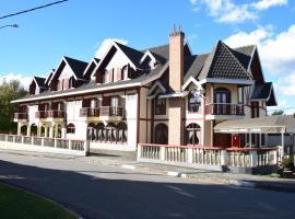 Pousada Campos do Jordão, hotel perto de Cervejaria Baden Baden, Campos do Jordão