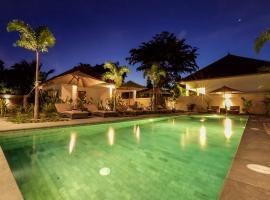 Green Valley Lombok, hotel in Selong Belanak