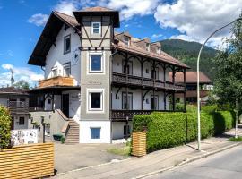 Das Nordberg Guesthouse, guest house in Garmisch-Partenkirchen