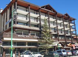 Hotel la Brunerie, hôtel à Les Deux Alpes