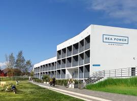 Sea Power Horyzont, resort in Jastrzębia Góra