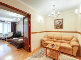Miracle Apartments Smolenskaya 7, pet-friendly hotel in Moscow