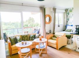 Les Amoureux du bord de mer, budget hotel in Villers-sur-Mer