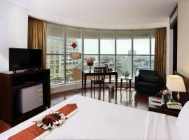 金皇上豪大飯店,合艾的飯店