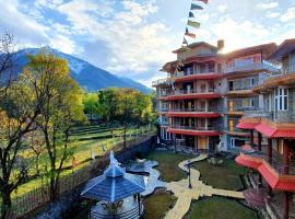 Quartz Himalayan Brothers、ダラムシャーラーのホテル