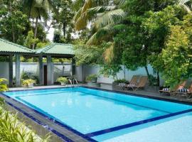 Starlight Villa Unawatuna, отель в Унаватуне
