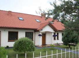 Apartamenty Julia, pet-friendly hotel in Szteklin